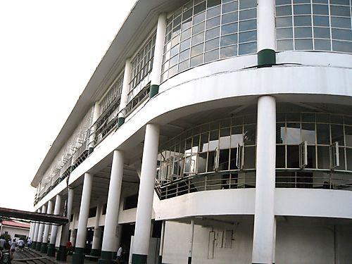 Santa Ana grandstand